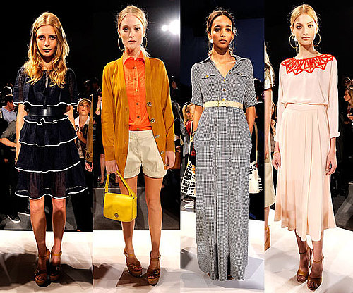 Spring 2011 New York Fashion Week: Tory Burch