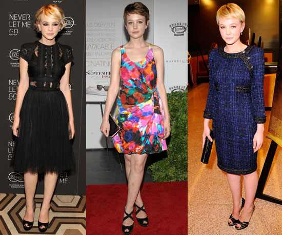 Let Carey Mulligan Be Your Guide to Fall's Ladylike Trend