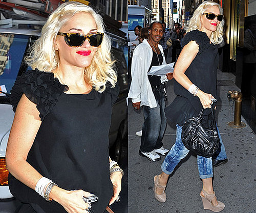 Photos of Gwen Stefani in New York