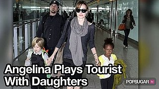 Video of Angelina Jolie in The Tourist With Johnny Depp