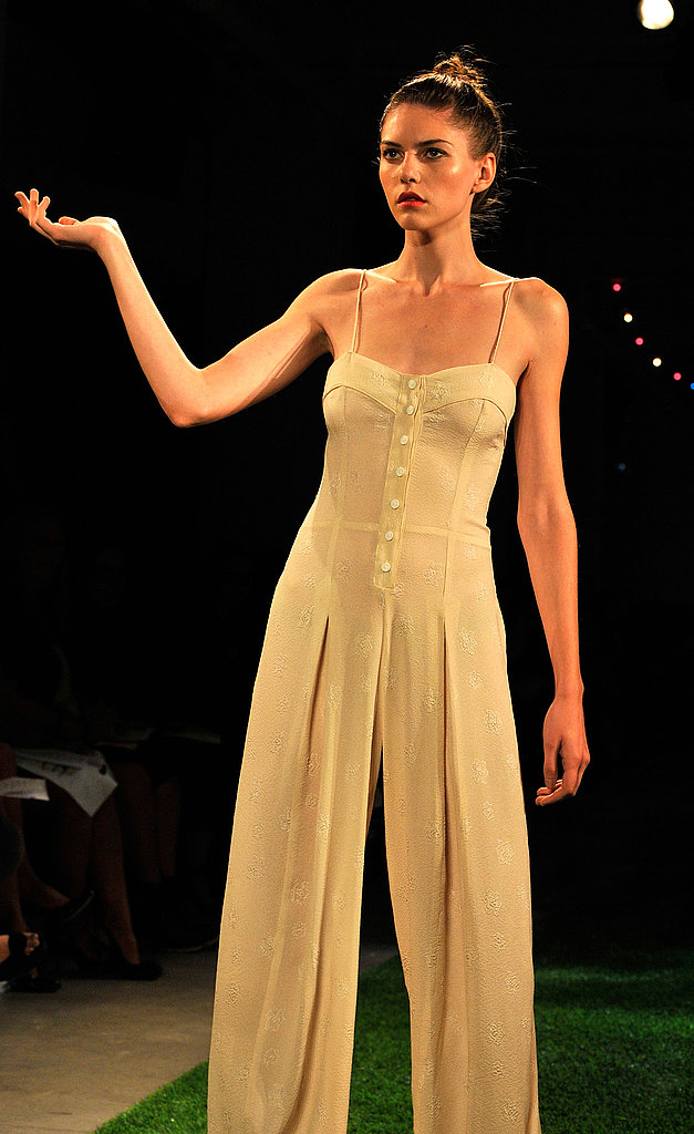 2011 Spring New York Fashion Week: Imitation