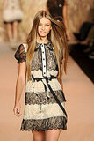 2011 Spring New York Fashion Week: Anna Sui