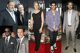 Steve Buscemi, Edie Falco, James Gandolfini and Mark Wahlberg at Boardwalk Empire Premiere