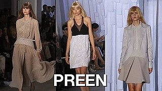 Spring 2011 New York Fashion Week: Preen