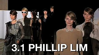 Spring 2011 New York Fashion Week: 3.1 Philip Lim