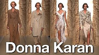 Spring 2011 New York Fashion Week: Donna Karan 2010-09-09 14:53:10