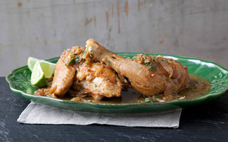 Recipe For Chipotle Braised Chicken