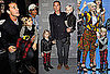 Pictures of Sarah Jessica Parker and Gwen Stefani at 2011 Spring New York Fashion Week