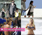 Pictures of Angelina Jolie, Pregnant Penelope Cruz, Heidi Montag in a Bikini, and More