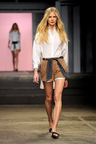 Spring 2011 London Fashion Week: Twenty8Twelve