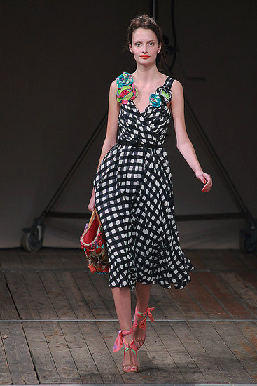 Moschino Cheap & Chic Spring 2011