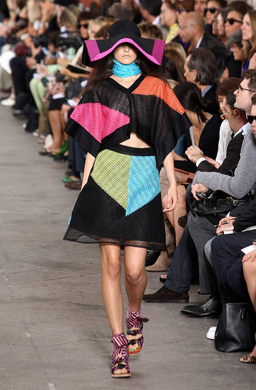 Spring 2011 Milan Fashion Week: Missoni