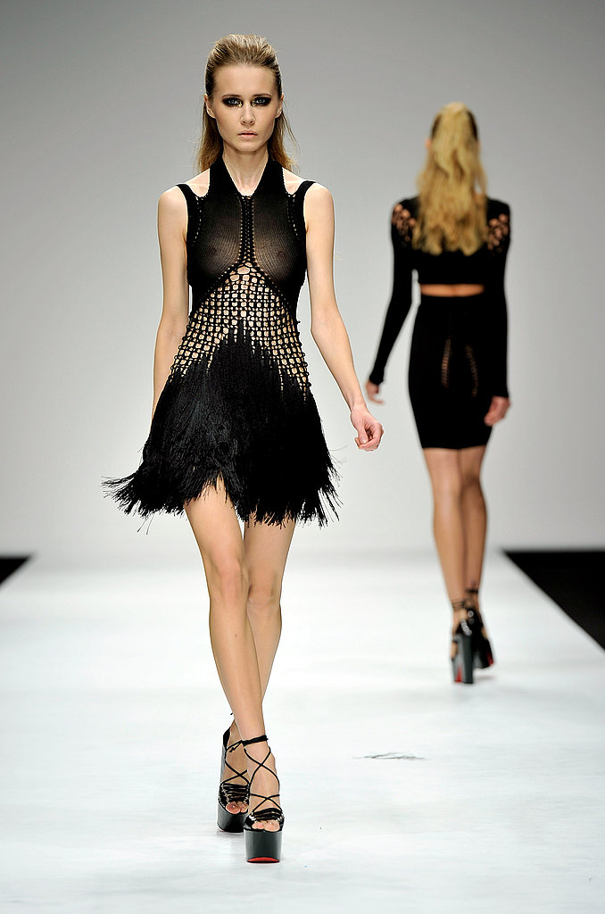 2011 Spring London Fashion Week: Mark Fast