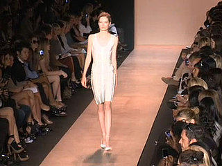 Spring 2011 New York Fashion Week: Herve Leger