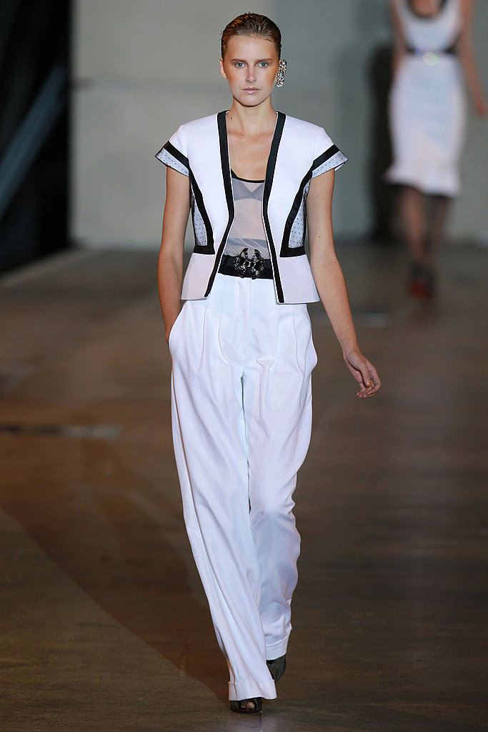 2011 Spring London Fashion Week: Richard Nicoll
