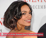 New, Easy Hairstyles Celebrities Have Worn and How to Get Them 2010-09-21 08:01:22
