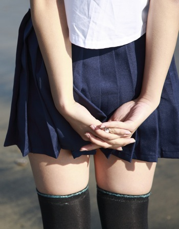 UK Schools Ban Too Short Uniform Skirts