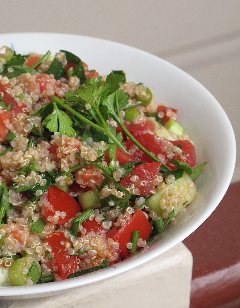 Photo Gallery: Quinoa Tabbouleh