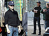 Pictures of Tom Cruise Scouting Locations in Prague