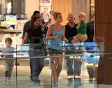 Pictures of Britney and the boys