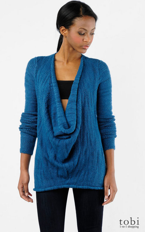 Rogan Asura Deep Cowl Sweater ($298)