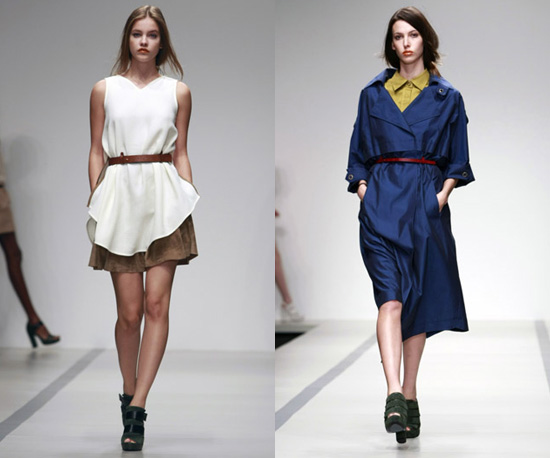 2011 Spring London Fashion Week: Jaeger