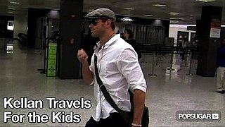 Video of Kellan Lutz in Washington DC For Children's Charity Event