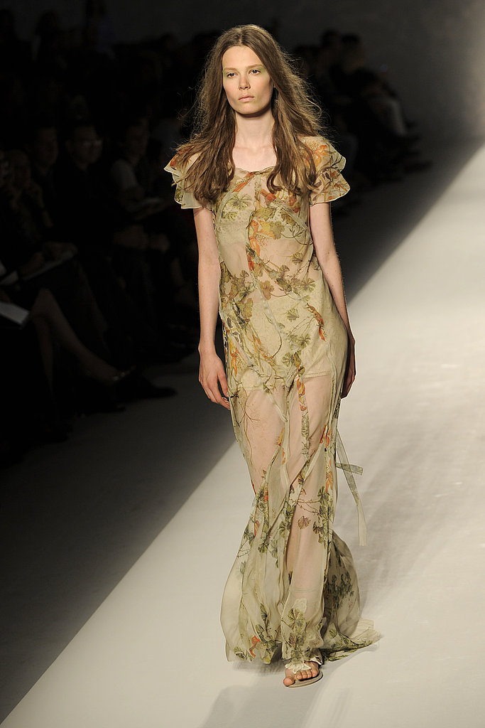 Spring 2011 Milan Fashion Week: Alberta Ferretti