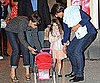 Slide Picture of Suri Cruise With Katie Holmes and Tom in Prague