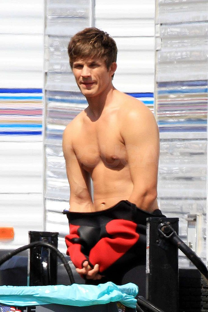 Matt Lanter Photos