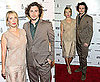 Pictures of Aaron Johnson and Sam Taylor-Wood at Nowhere Boy Premiere in NYC