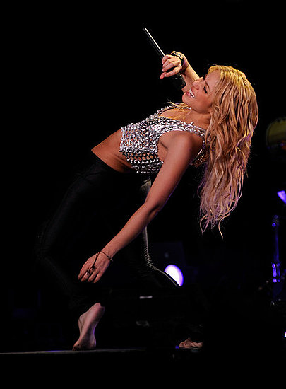 Shakira in Concert at Madison Square Garden