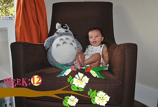 Olivia Lily 12 Weeks Old!!