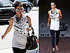 Pictures of Halle Berry Leaving Her LA Salon After a Treatment