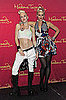 Gwen Stefani&#039;s Madame Tussaud&#039;s Wax Figure