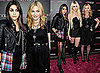 Pictures of Madonna, Taylor Momsen, and Lourdes Leon at the Launch of Material Girl