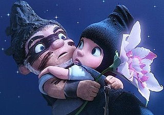Gnomeo and Juliet Movie Preview With Voices of James McAvoy and Emily Blunt 2010-09-25 08:00:00
