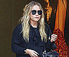 Slide Picture of Mary-Kate Olsen Shopping in New York