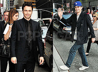 Pictures of James Franco at The Late Show 2010-09-24 06:00:00