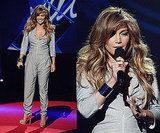 After it was formally announced that Jennifer Lopez is joining American Idol, she stepped out for her first AI appearance. Do you approve of her outfit?