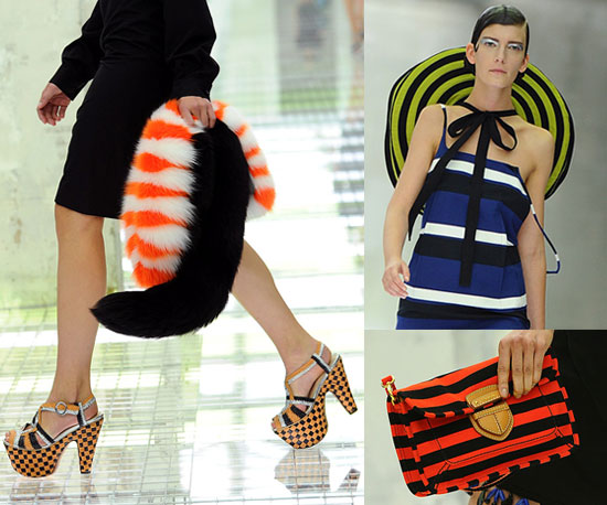 Are Prada's Spring '11 accessories freaky or fabulous? Speaking of Spring '11, check out our coverage from London and Milan Fashion Week!