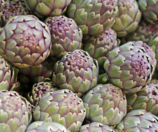 Time to Heart Artichokes