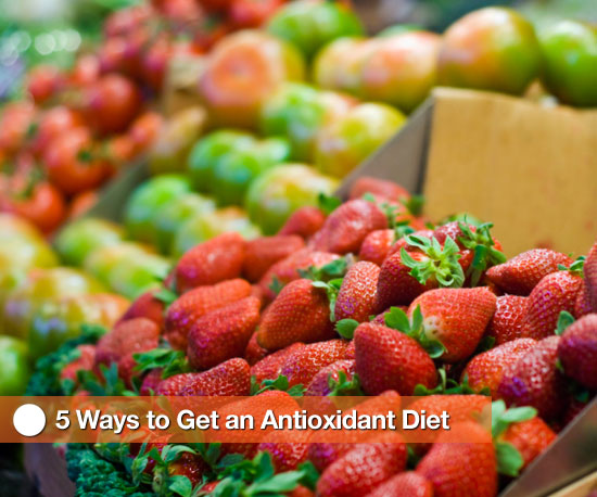 Easy Eats For an Antioxidant-Rich Diet