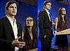 Demi Moore and Ashton Kutcher at the Clinton Global Initiative