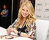 Slide Picture of Jessica Simpson at Denim Event in Texas