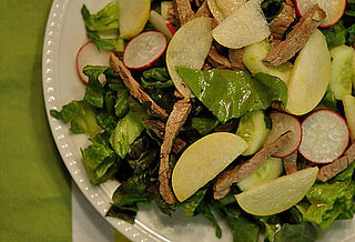 Recipe For Apple Pear Salad With Steak