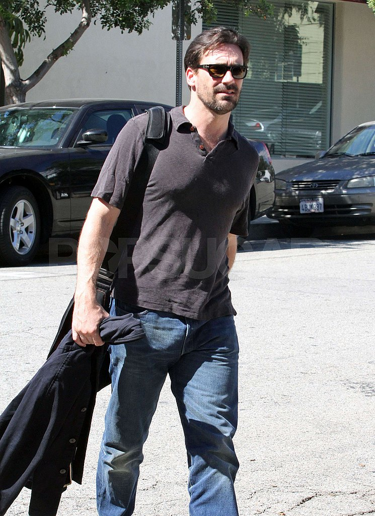 Jon Hamm in LA