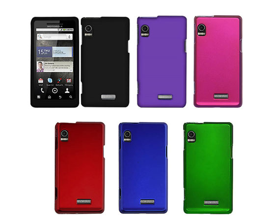 Motorola Rubberized Case