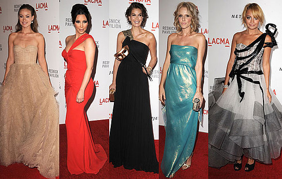 Gowns Galore at LACMA Gala — Which Look Is Most Fab?