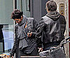 Slide Picture of Halle Berry and Olivier Martinez in Paris